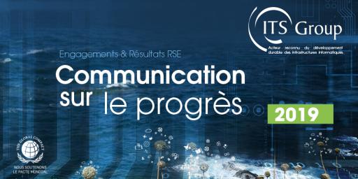 Découvrez nos engagements dans notre Communication sur le Progrès 2019