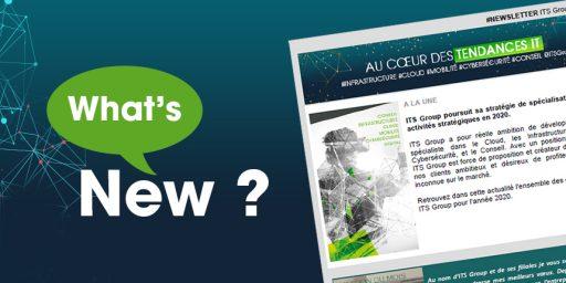 Découvrez toutes les actualités ITS Group dans notre newsletter du mois de janvier