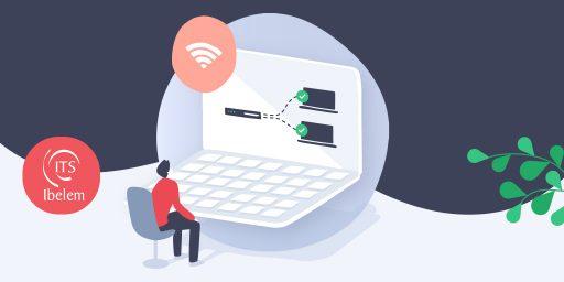 Découvrez la solution Réseaux, Wifi / Lan de notre filiale ITS Ibelem
