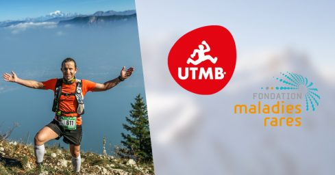 Sponsorings Internes – Emmanuel Lamboley à Chamonix pour l'UTMB 2020