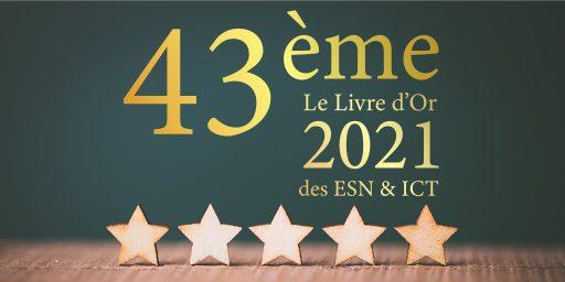 ITS Group, 43ème au classement 2021 des ESN françaises
